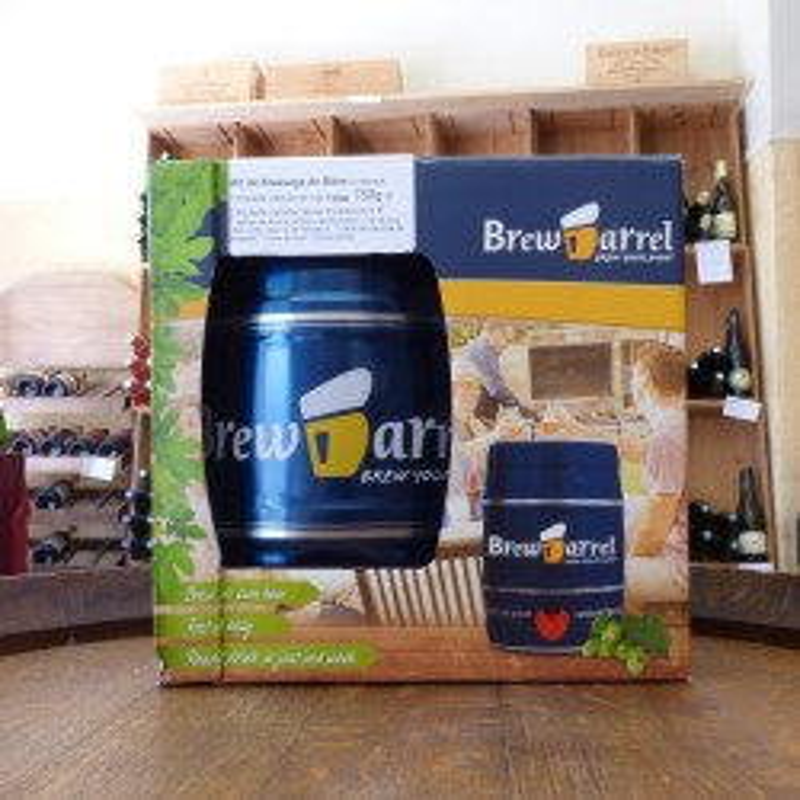 Kit de brassage Brewbarrel bière I.P.A.