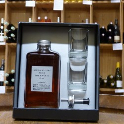 Coffret Nikka From The Barrel  2 Verres Shooter + Bec Verseur