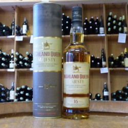 Whisky Highland Queen Majesty 16 Ans