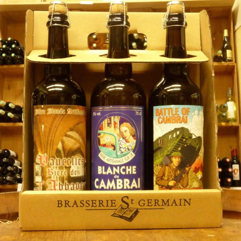 Trio Bière du Cambrésis