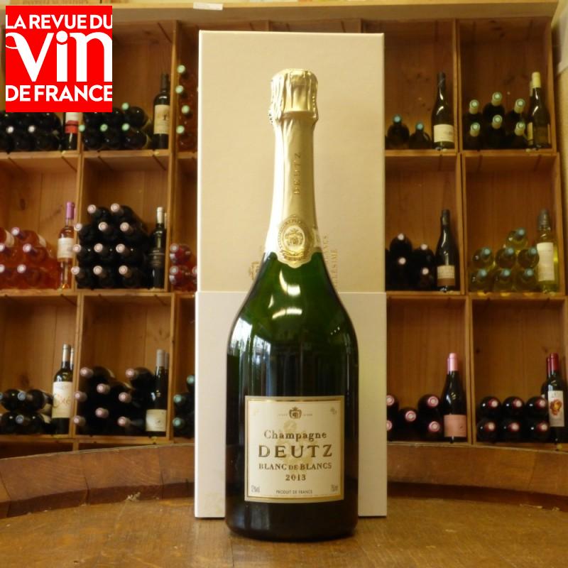 Champagne Deutz Blanc de Blancs 2013