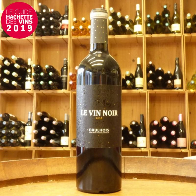 Côtes du Bruhlois Vin noir 2016