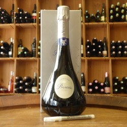 De Venoge Princes Extra Brut (Message on the bottle)